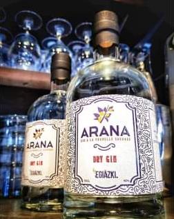 """Ginebra marca blanca """"Arana"""" para Francia"""